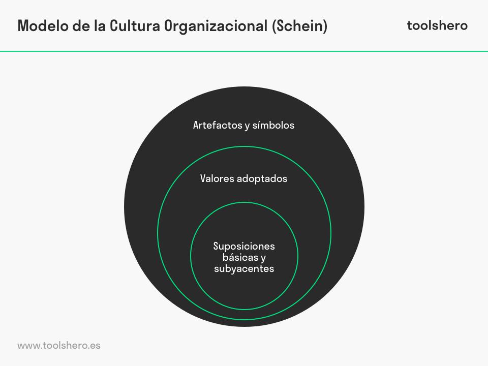 Modelo de Cultura Organizacional por Edgar Schein - toolshero